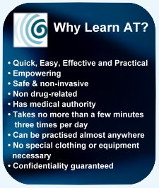 Why Learn Autogenic Therapy?